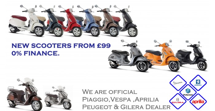 SCOOTERS SALE