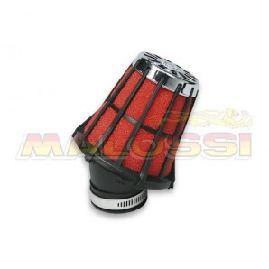 Malossi E5 Angled Sport Air Filter - 38mm - Phbl Image 1