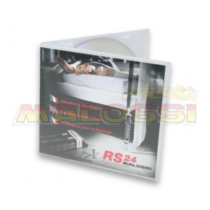 Malossi Dvd - Rs24/10 Shock Absorber - Uk Pal Format Image 1