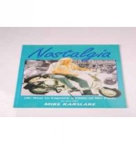 Lambretta Nostalgia Book By Mike Karslake
