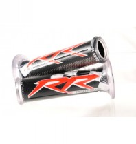 Harris Rr-performance Grips - Black & Red