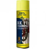 Putoline Dx 11 Chain Lube 600ml Aerosol