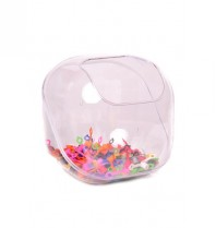Cappa Dustcaps -shop Counter Bowl Of 200 Sets - Mixed Colours