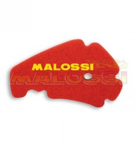 Malossi Double Red Sponge - Air Filter Element For O/e Filter Box - Sprint Model Only