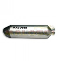 Malossi Rx Exhaust - Stainless Steel & Carbon Fibre - E-marked - For Efi Models