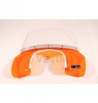 Ve Actif Mod Flyscreen - Transparent Orange