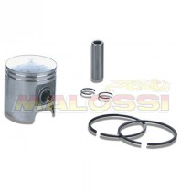 Piston Kit 47.4mm For Malossi Iron Kits - 12mm Gudgeon Pin